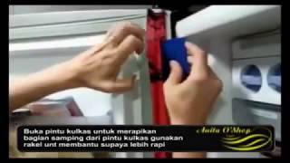 Download Video cara memasang stiker kulkas MP3 3GP MP4