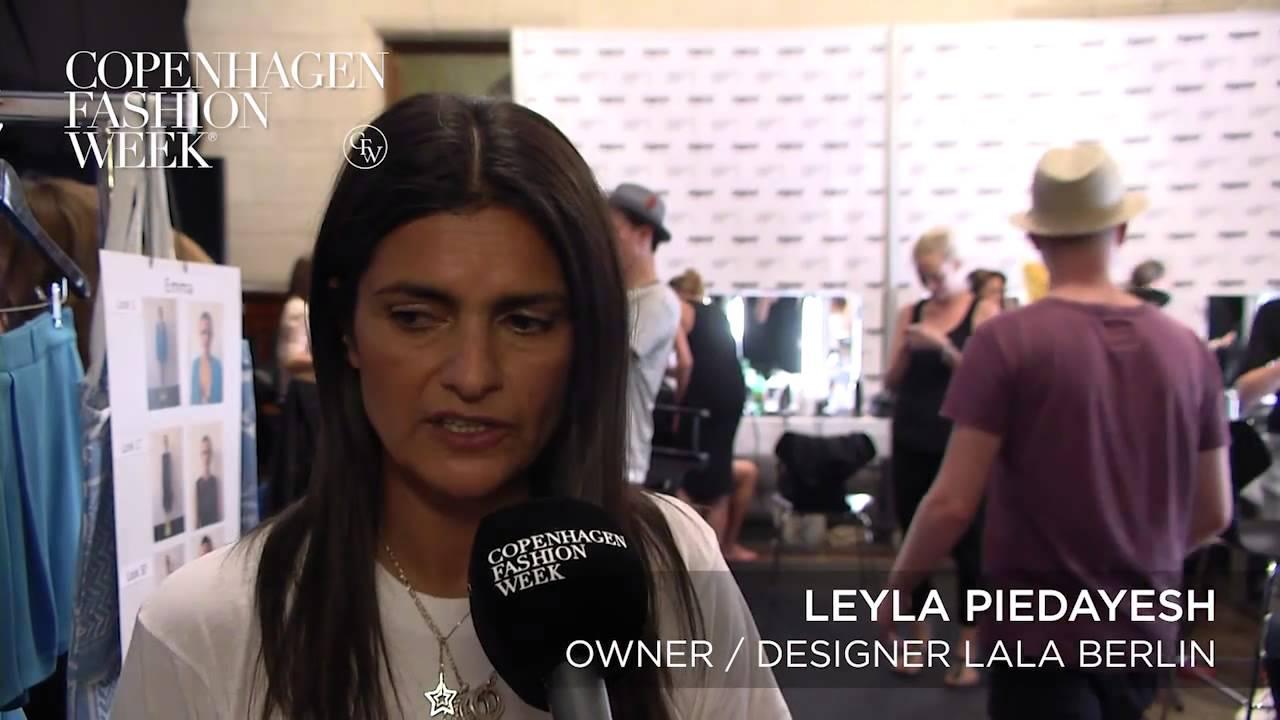 Leyla Piedayesh, Owner / Designer, Lala Berlin