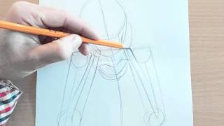 30 Min Portrait- Leaving Cert Art Life Drawing Exam Ireland