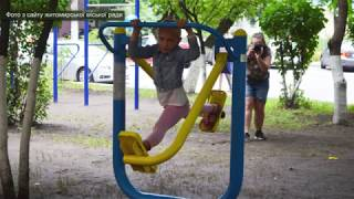 Житомиряни хочуть дитячі та спортивні майданчики, але не бажають їх утримувати