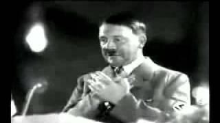 Gangsta Rap from Adolf Hitler