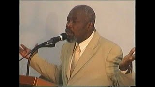 Mwen pap kouri!  Evangeliste Joseph Jacques Telor.