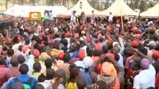 Naibu rais aongoza kikosi cha Jubilee Naivasha