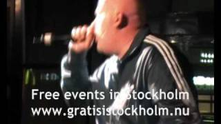 Brother Ali & BK-One - Dorian, Live at Lilla Hotellbaren, Stockholm 16(16)