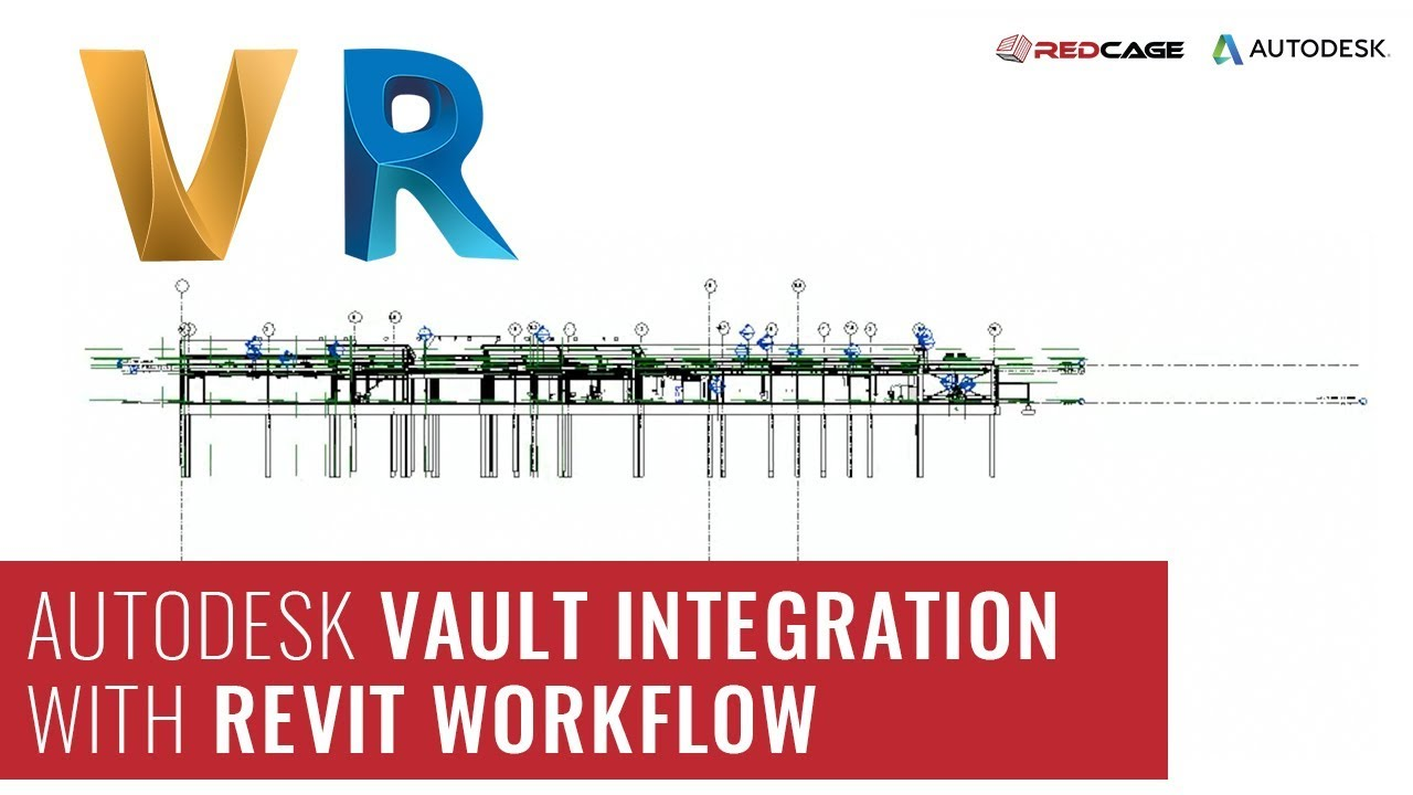 A Quick Look at Autodesk Vault Integration with Revit Workflow