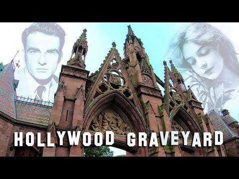 FAMOUS GRAVE TOUR - New York #1 (Lillian Gish, Montgomery Cl