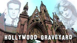 FAMOUS GRAVE TOUR - New York #1 (Lillian Gish, Montgomery Clift, etc.)