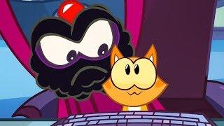 Om Nom Stories - Super-Noms: Save the cat (Cut the Rope) Super ToonsTV