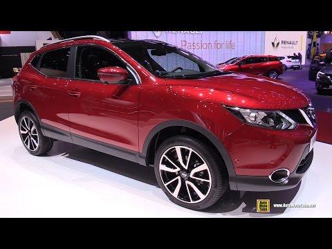 2017 Nissan Qashqai - Exterior and Interior Walkaround - Debut at 2016 Geneva Motor Show
