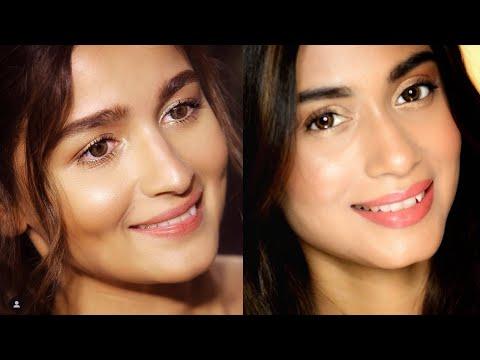 Alia Bhatt IIFA 2019 Makeup Tutorial | Sush Dazzles thumbnail