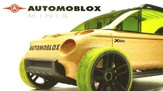 Automoblox Minis X9x Sport Utility Suv 377 Wood Toy