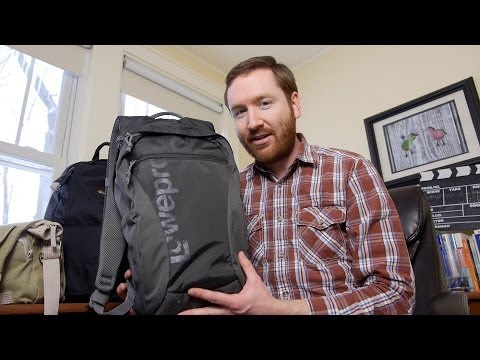 Lowepro Photo Hatchback 16L -vs- Fastpack 250 [Camera Bag Review]