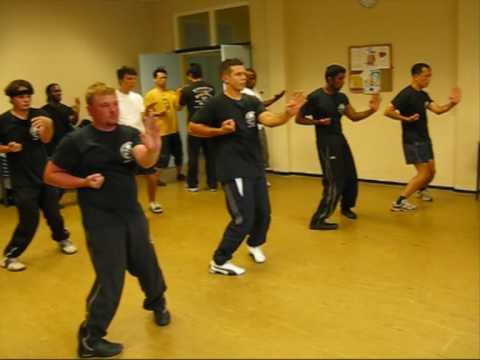 Master Leo's Wing Chun Class in London (...