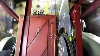 Bern Paternoster Vaucher Maschinenraum Video 1