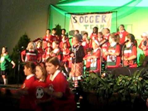 Mission Hills Christian School- Brianna Soccer Musical