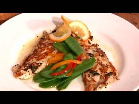 How To Make Grilled Tilapia : Coastal Flavors