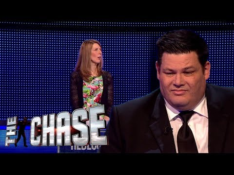 The Chase | Rebecca's £5,000 AMAZING Solo Final Chase!