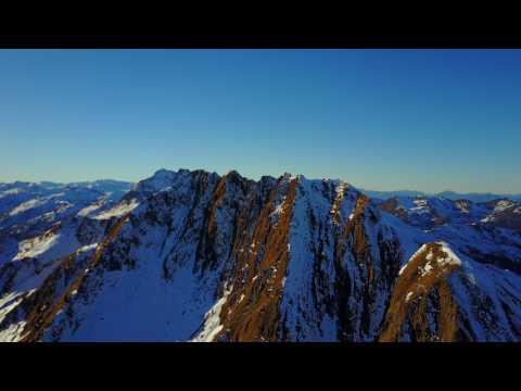 Kitzbühler Alpen - Drohnenvideo