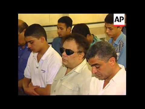 Download EGYPT: FIRST DAY OF PRAYER FOR MUSLIM DEAF AND MUTE