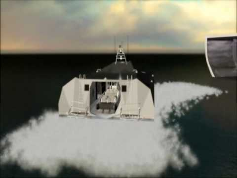 M Ship Company - M80 Stiletto High Tech Water Craft [480p]