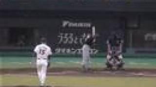2002/08/03 野球中継風映像