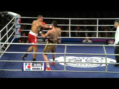 JOYCE vs HRGOVIC - Week 8 - WSB Season 3