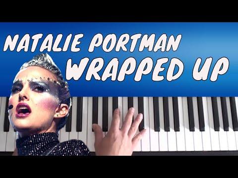 Natalie Portman - Wrapped Up Piano Tutorial - Vox Lux Soundtrack Mp3
