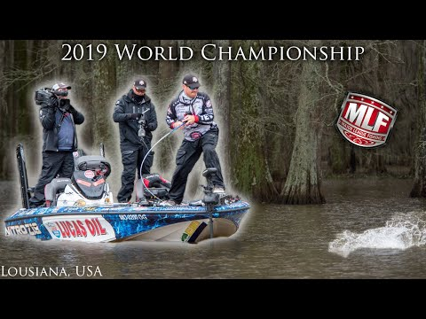 CRAZY World Championship Final Day - Major League Fishing