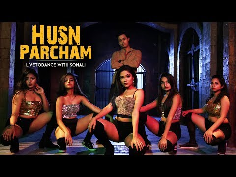 Husn Parcham   Zero   Bollywood Dance   LiveToDance with Sonali
