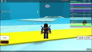 Roblox Speed Run 4 -Gameplay-#1