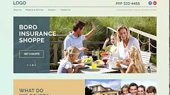 Website Design Ideas — The Boro Insurance Shoppe