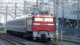 2020/07/02 【秋田入場】 E531系 K451編成 田端操車場 【牽引機確認作業】 | JR East: E531 Series K451 Set for Refurbishment