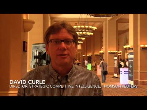 ILTACON 2015 – David Curle, director of Strategic Competitive Intelligence at Thomson Reuters
