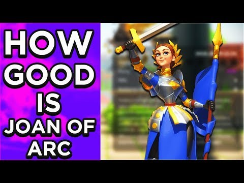 Rise Of Civilization How Good Is Joan Of Arc?!