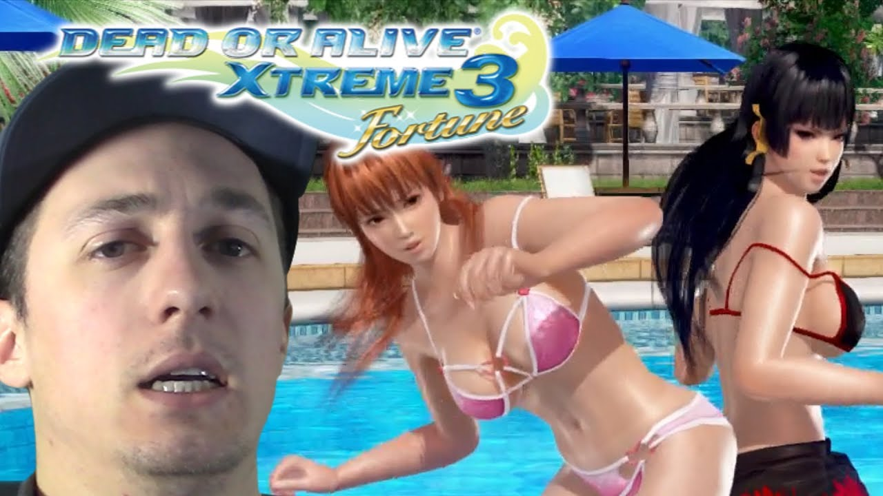 I Shouldn T Be Here Dead Or Alive Xtreme 3 Fortune Beach Volleyball Gameplay Episode 2 Youtube