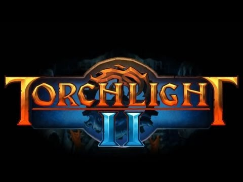 Gaming With Lil Bro - Torchlight 2 - Netherlord Boss  