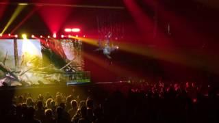 The DAMN Tour Boston: Travis Scott - Outside + 3500