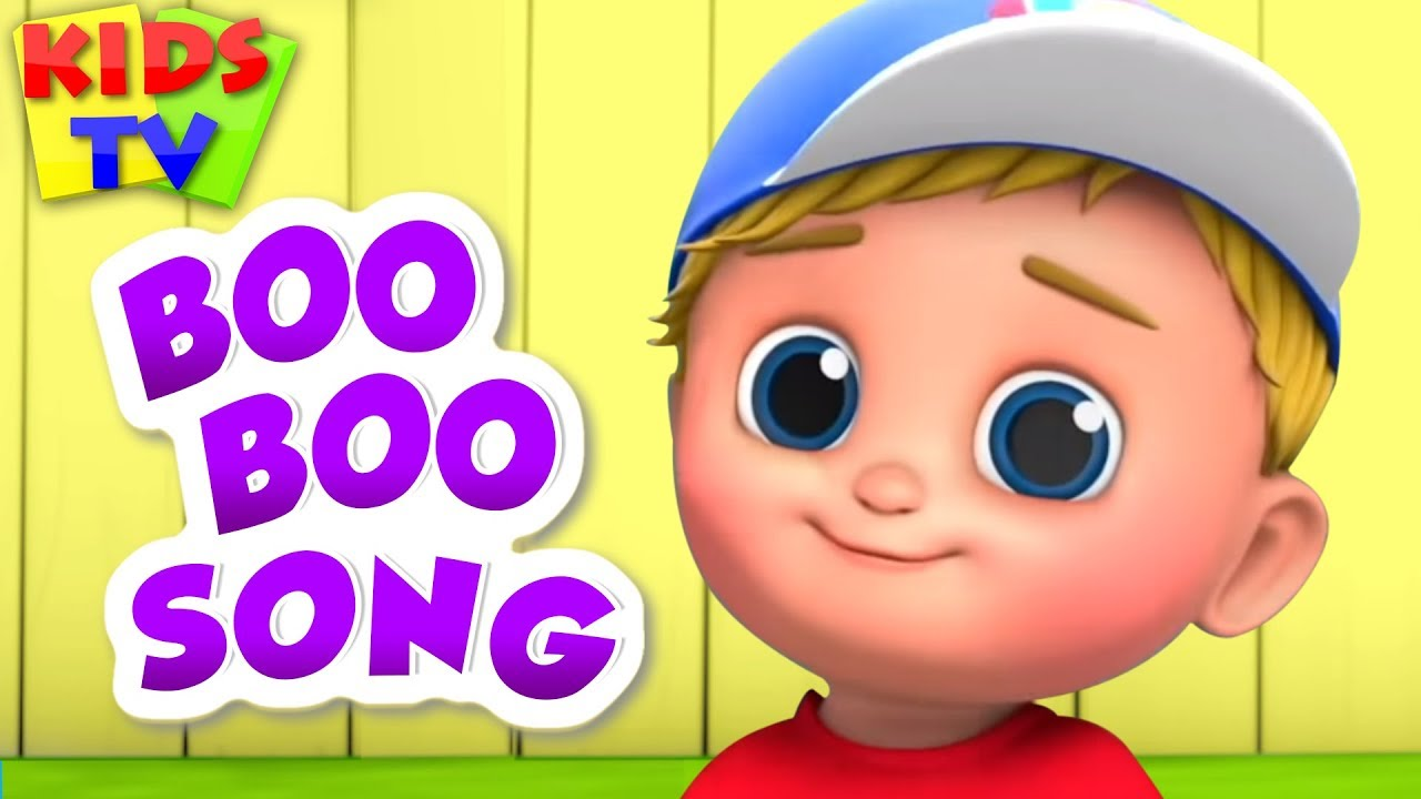 Boo Boo Song | I Got a Boo Boo + More Kids Songs & Nursery Rhymes