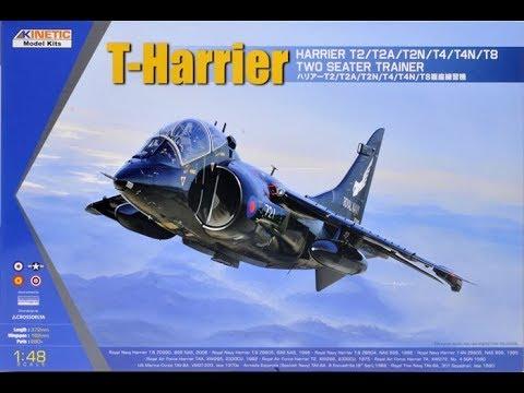 T-HARRIER Kinetic 1/48 Spanish Navy