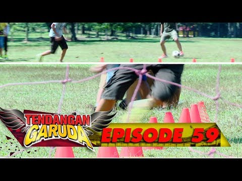 Tim Nusantara Berlatih Keras Untuk Memenangkan Turnamen Mini Soccer  - Tendangan Garuda Eps 59
