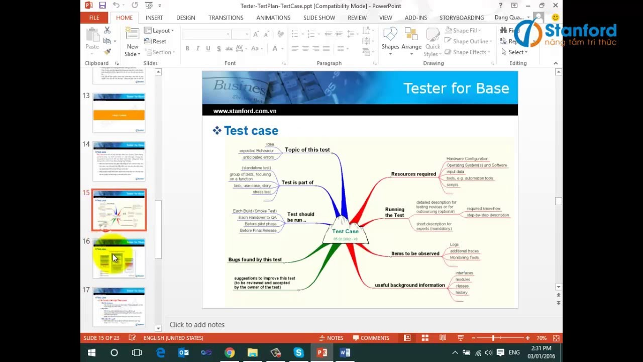 [Stanford] - Kiểm thử phần mềm - Thiết kế testcase trong dự án kiểm thử phần mềm