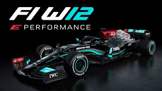 2021 Mercedes-AMG PETRONAS Team Launch | Meet the F1 W12