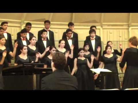 Ka Hia Manu (polynesia) By The Herricks High School Chamber Choir