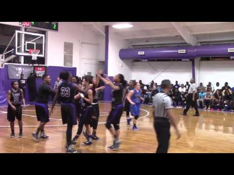 Arkansas Baptist College Lady Buffaloes vs Crowder College Part 2