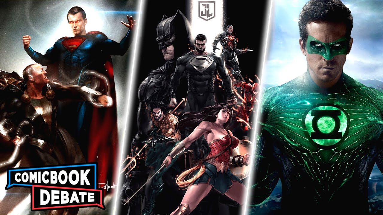 What to Expect at DC FANDOME | Snyder Cut Trailer | Discussing Ryan Reynolds as Green Lantern Rumors
