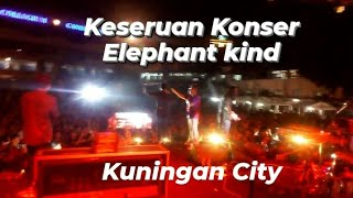 Elephant kind M'PRESENT Kuningan city