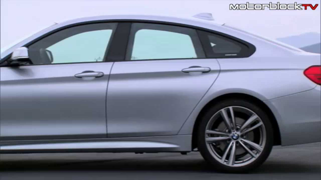 bmw 4er gran coup 2015 youtube. Black Bedroom Furniture Sets. Home Design Ideas