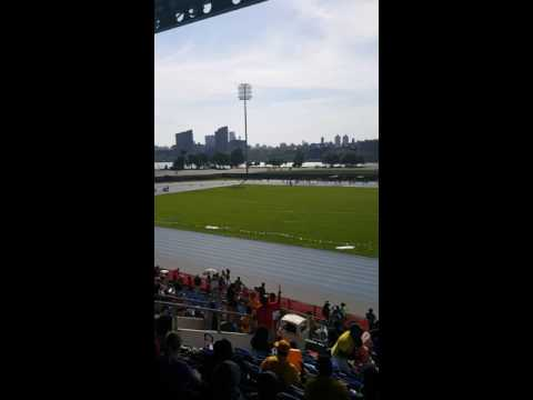 200m Trial/Final ICAHN Stadium Junior Olympic