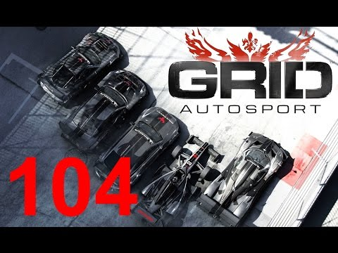 Проходжение GRID Autosport 104. Tuner Import & Muscle World Masrer 1 сезон 44 ур. 9 -  402 гонки