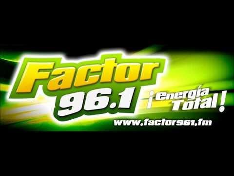 ID XHOB Factor 96.1 FM San Luis Potosí (2012)